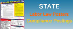 Purchase State Labor Law Posters